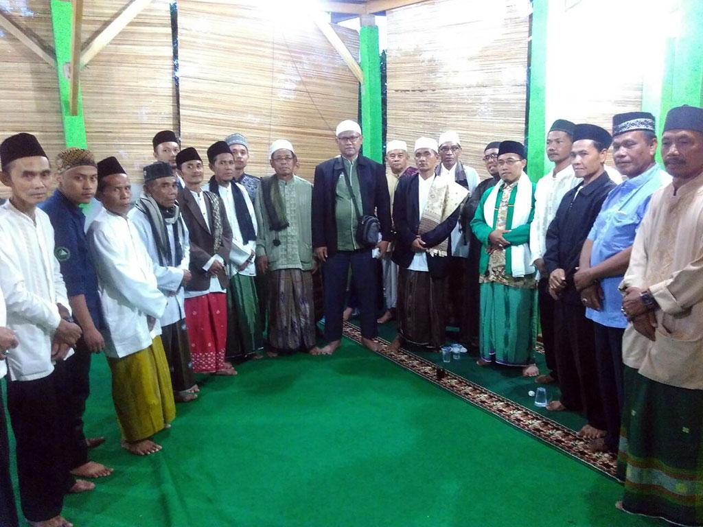 silaturahim keluarga besar mataqu dan tokoh masyarakat sirnagalih