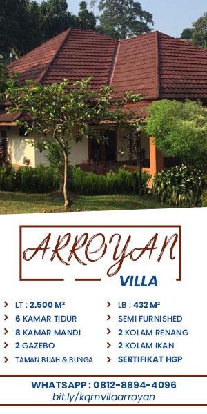 Vila Arroyan - KQM