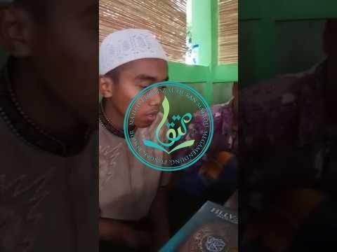 Hafalan Akmal Fadhlurrohman bin Hudiyatmoko (15), Tangerang