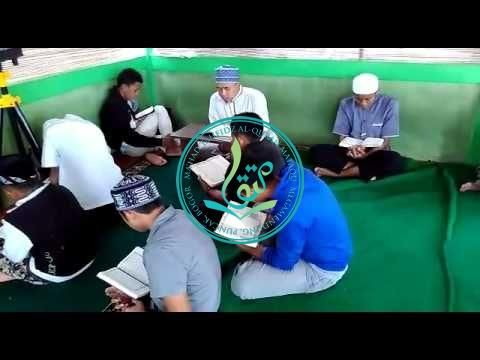 Pembukaan Halqoh Santri Quran Pasca Libur Akhir Tahun 2016