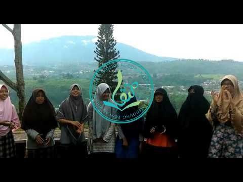 Persiapan Hiking Santri Quran Putri MataQu, 26 Desember 2016 (Grup An Nuur)