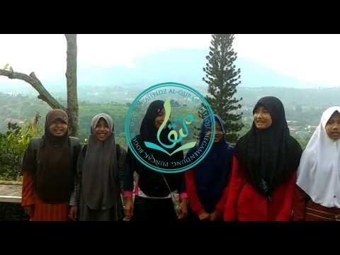 Persiapan Hiking Santri Quran Putri MataQu, 26 Desember 2016 (2)