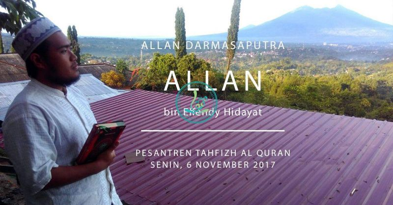 Foto Allan Darmasaputra, 23 tahun, Cibubur, DKI Jakarta