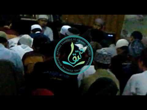 Suasana Pembukaan Dauroh Al Quran 40 Hari MataQu Angkatan 13