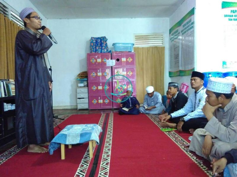 MC Acara, Ust. Dede Jamaludin, Al Hafizh