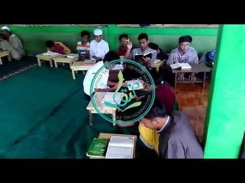 Suasana Belajar Para Santri Putra Ponpes MataQu: 11 Mei 2017