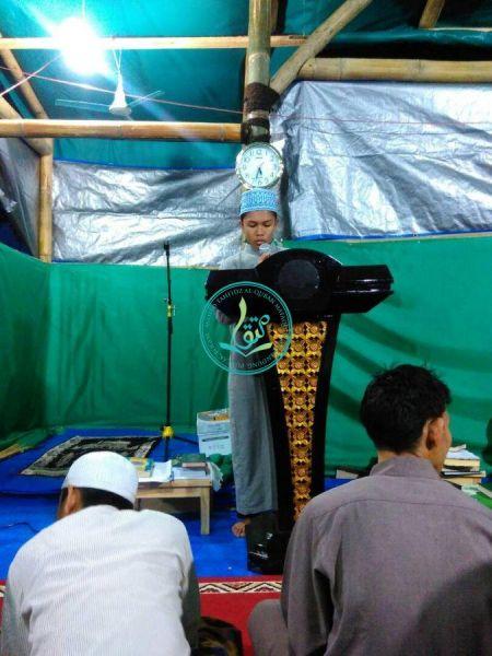 Tausiah Pagi Bertema Puasa Ramadhan Oleh Ananda Afdhal Fahrezi