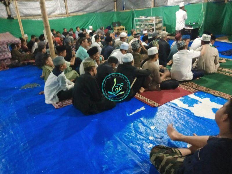 Pelatihan Adzan Sekaligus Seleksi Muadzin Masjid Al Mutqin MataQu (22/07/2017)
