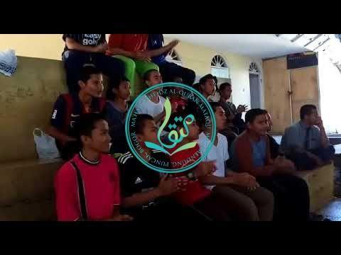 Rangkaian Kegiatan 17 Agustus Santri Putra MataQu (Suporter Futsal)