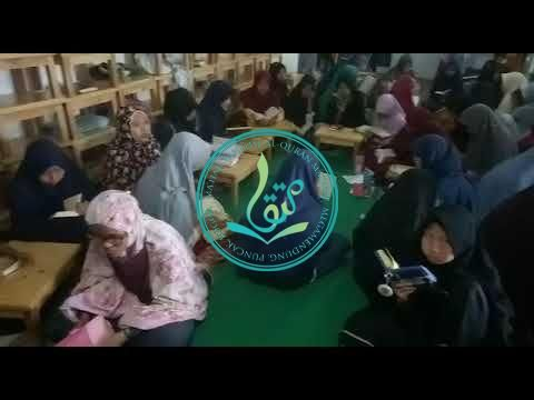 Kegiatan 17 Agustus 2017 Santri Putri MataQu: Khotaman Quran