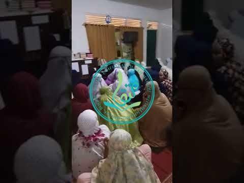 Perayaan Idul Adha 1438 H Oleh Santri Putri Ponpes MataQu: Takbiran (1/3)