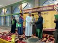 Ananda Muhammad Akbar menerima piala ke-3