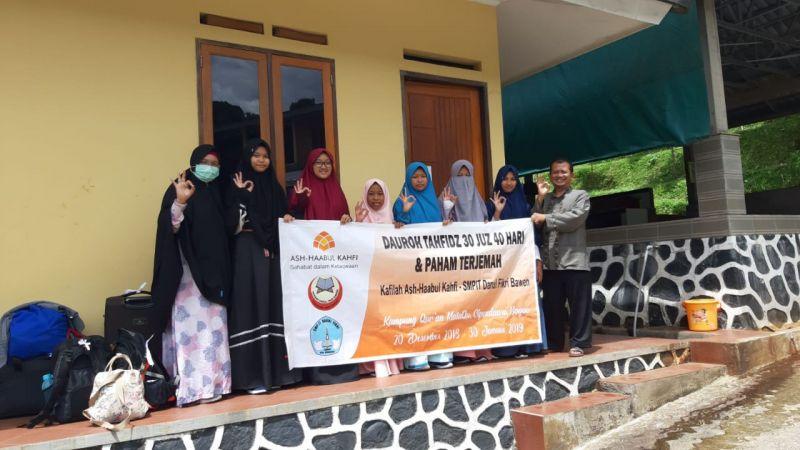 Peserta dari Semarang, Jawa Tengah